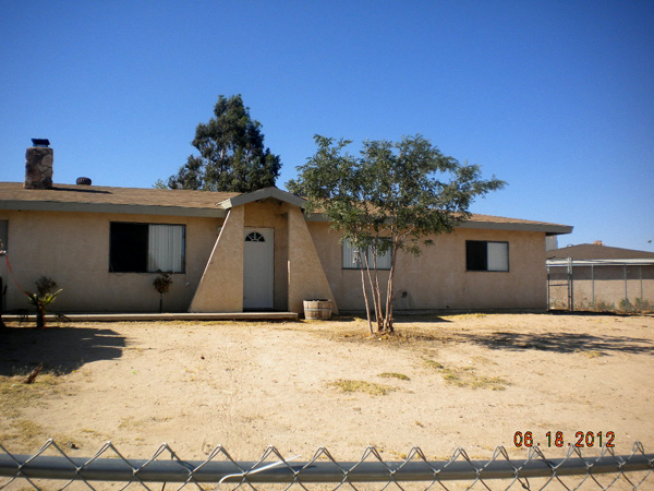 Victorville CA House For Rent